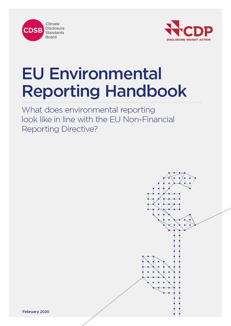 EU Environmental Reporting Book cover